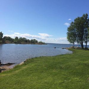 Sommar och sjö